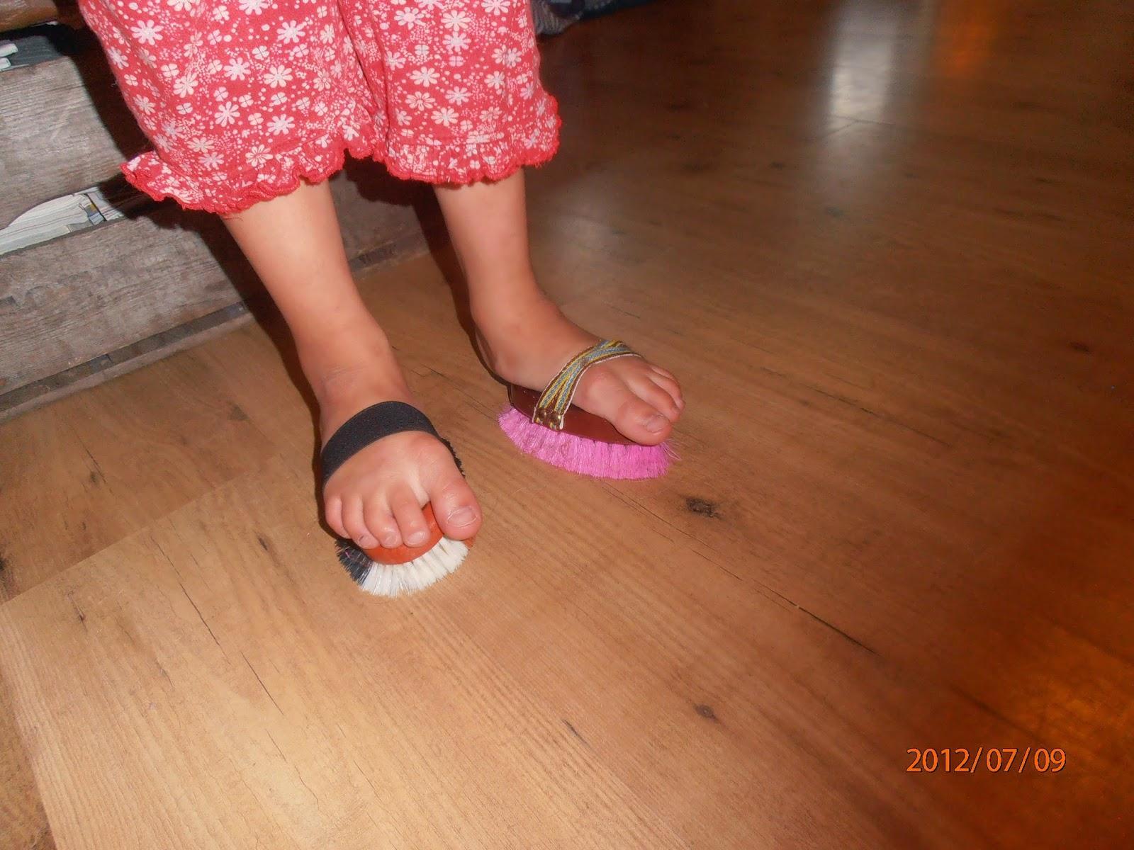 Viikon vinkki, kuinka luistellen saat lattiat kiiltämään!