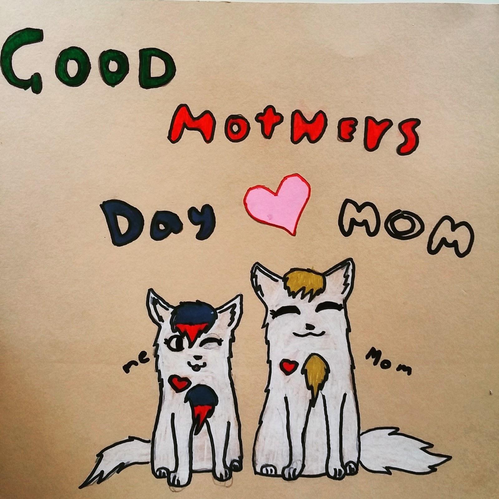 Hyvää äitienpäivää kaikille äideille, isoäideille, äitipuolille, kasvatusvanhemmille
