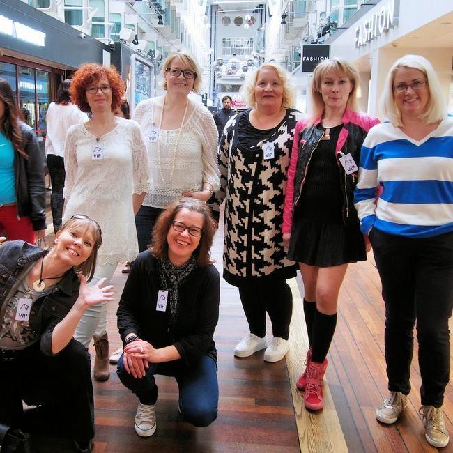 Nelkyt plussalaiset Silja Symphonylla #siljablogtour