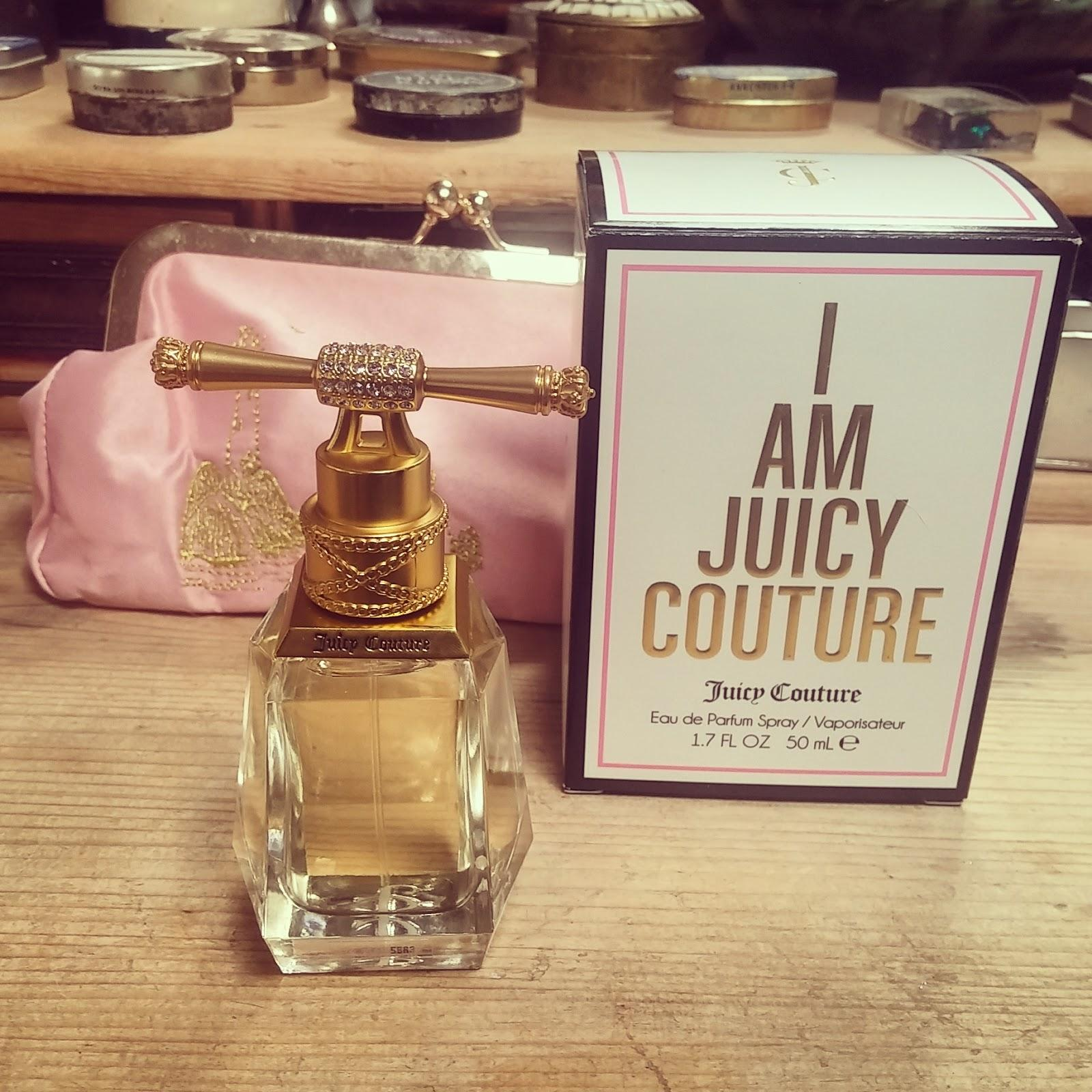 I AM JUICY COUTURE tuoksu joka hurmaa naisellisella itsevarmuudella niin naiset, kuin miehetkin!