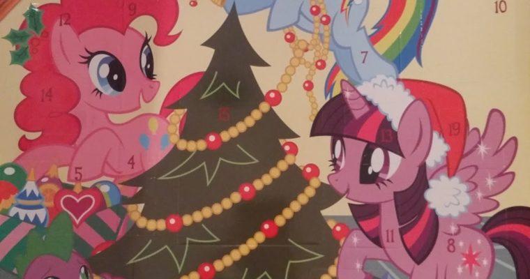 Himputin Littles Pet Shop ja Baby Lips joulukalenterit, mie romahan!