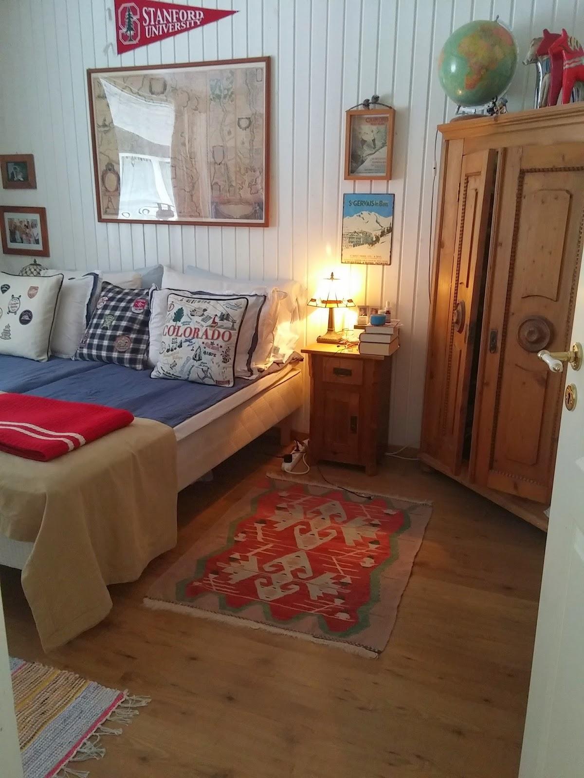 Yhteiset vai erilliset makuuhuoneet?