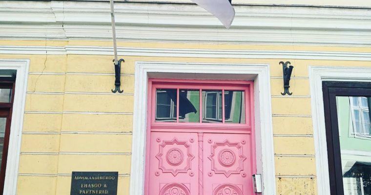 Matka Tallinnaan Silja Europalla ja paluu Megastarilla