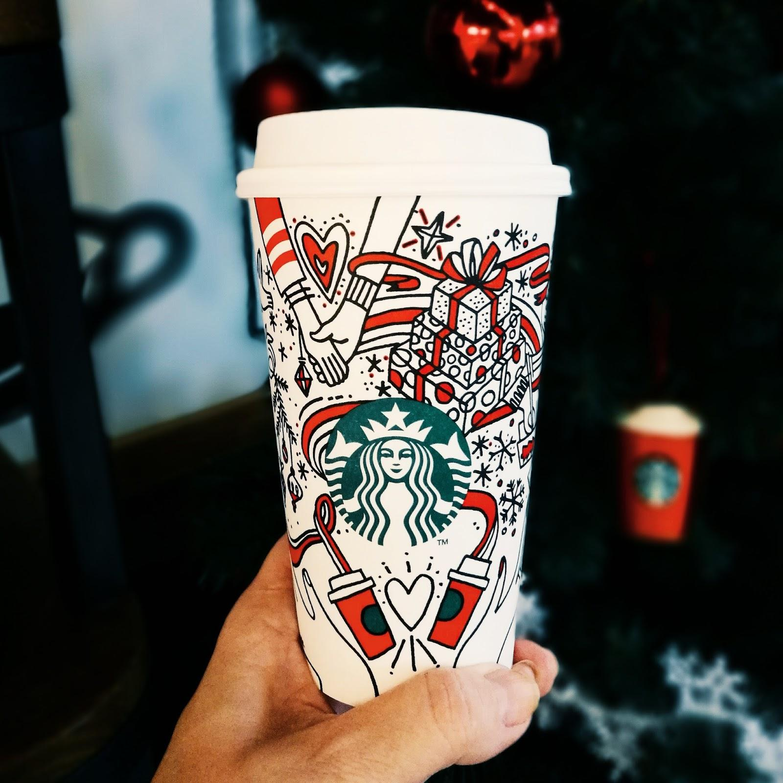 Starbucks joulu 2017 on täällä!