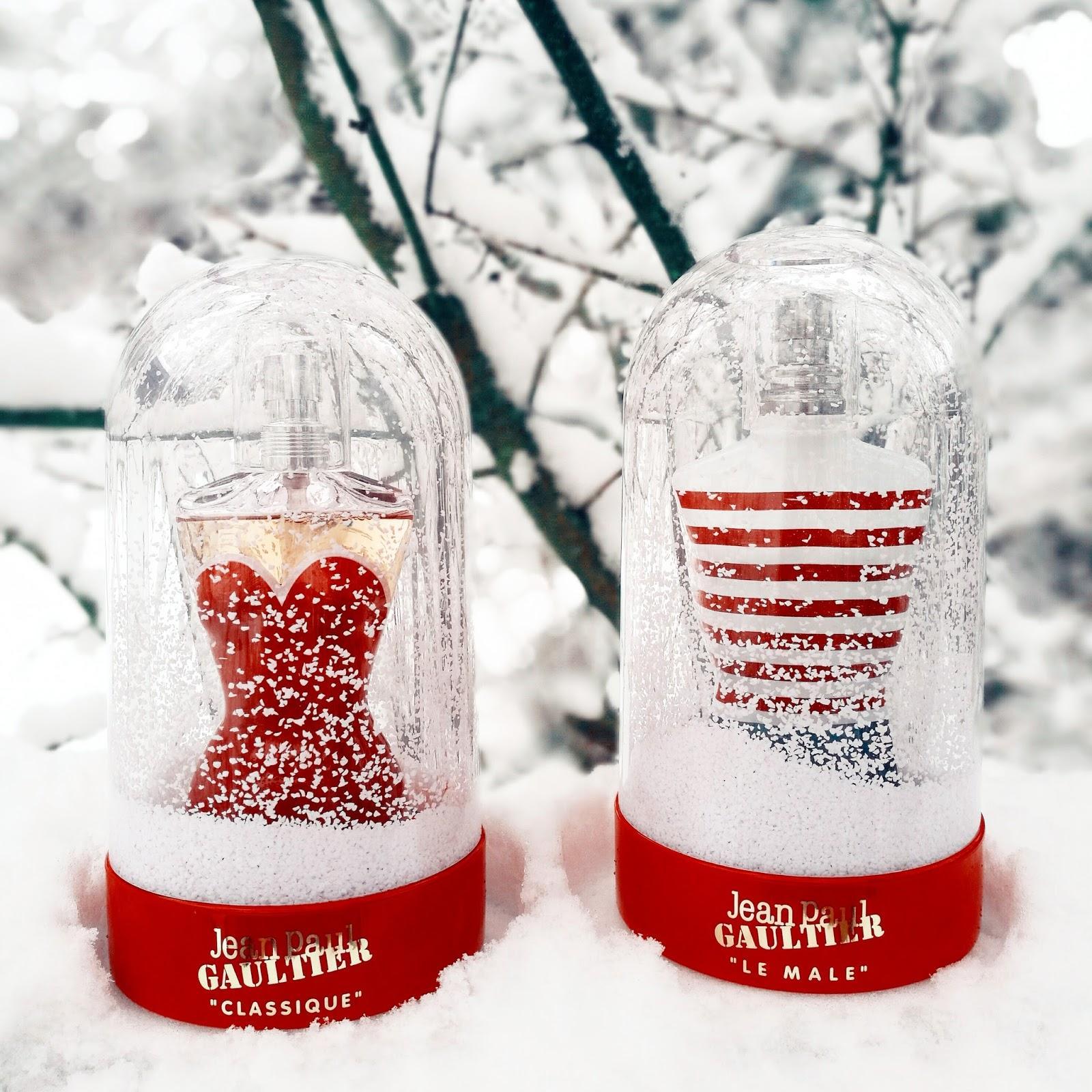 Talvi saapui Porvooseen ja Jean Paul Gaultier Christmas Collector-tuoksut