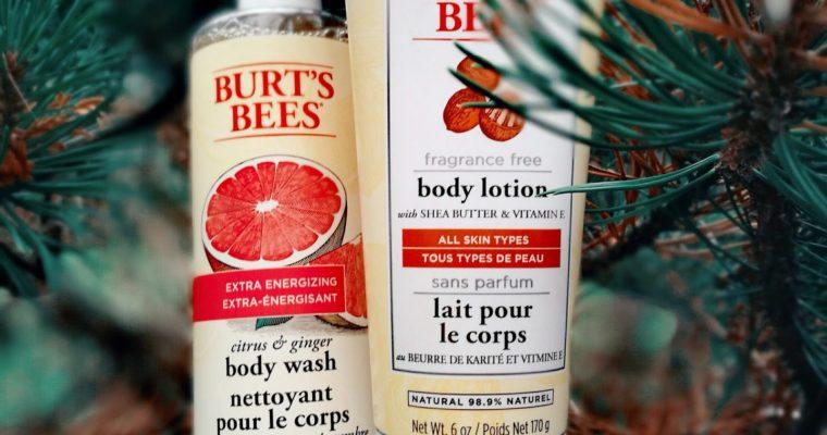 Burt's Bees arvonta, jossa kaksi voittaa!