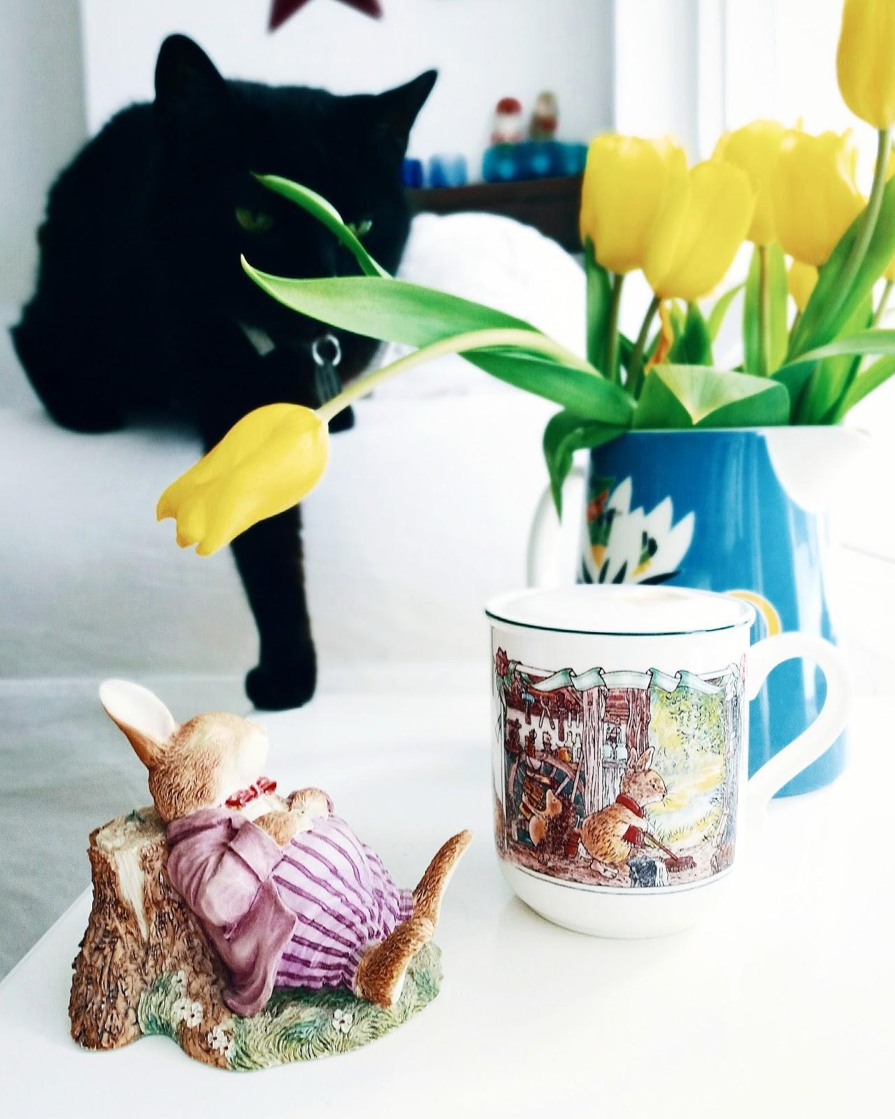 Pieni tarina ystävyydestä ja sydämellistä pääsiäistä