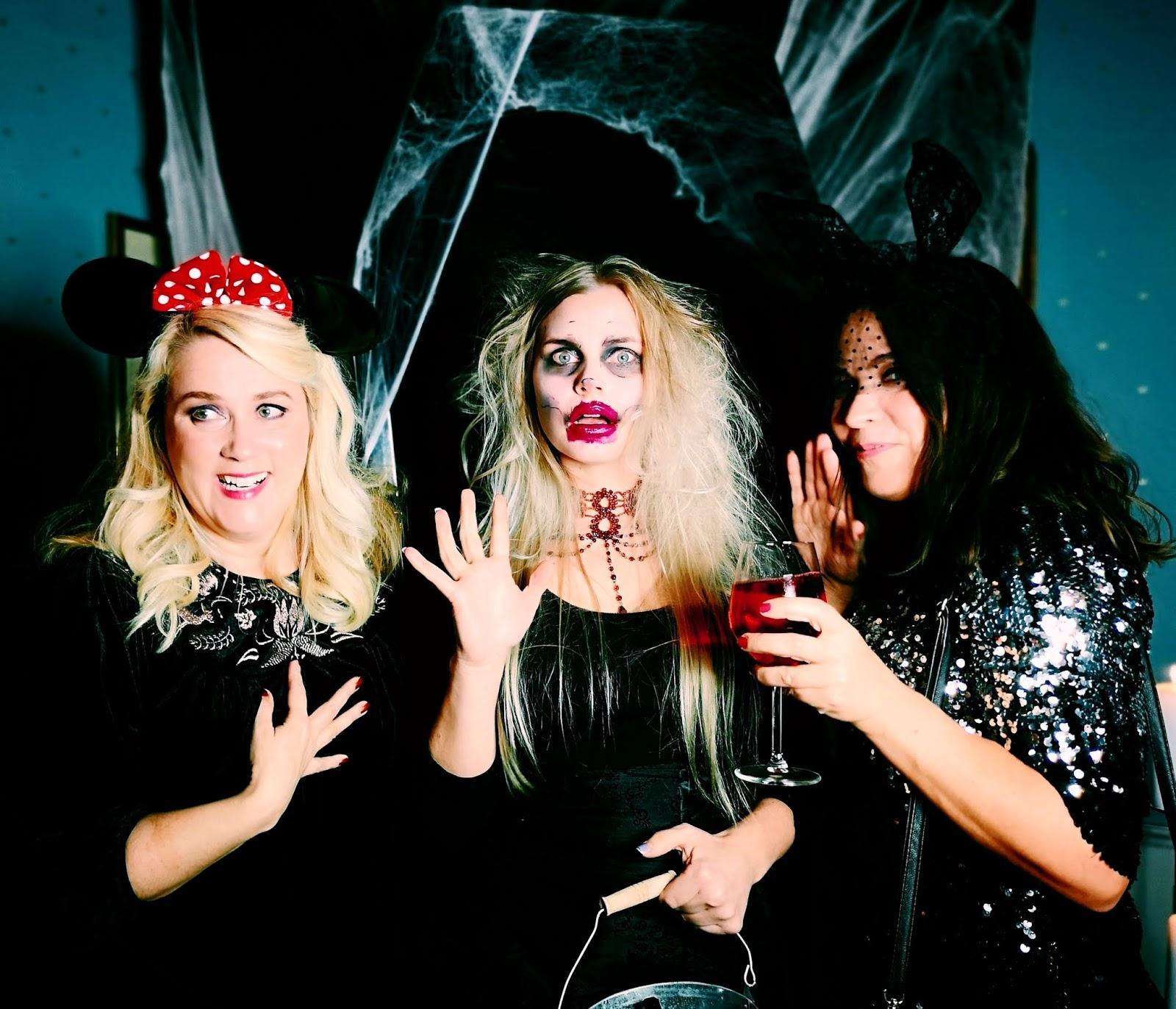 Silkkaa Halloweenia!