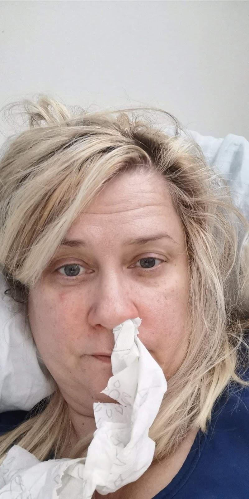Flunssapäivien saldoa