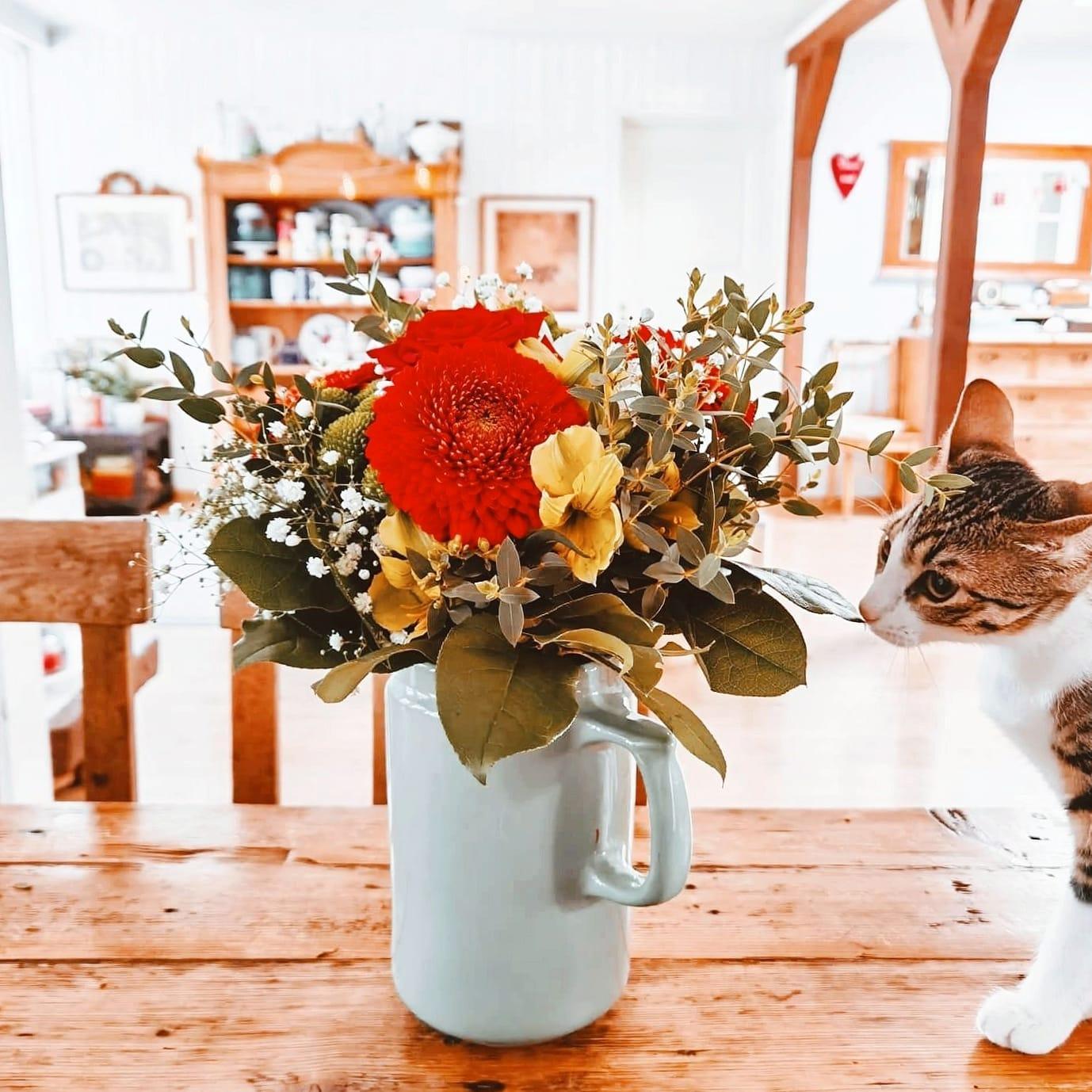 Kahvihetkiä ja Moominvalley mukit