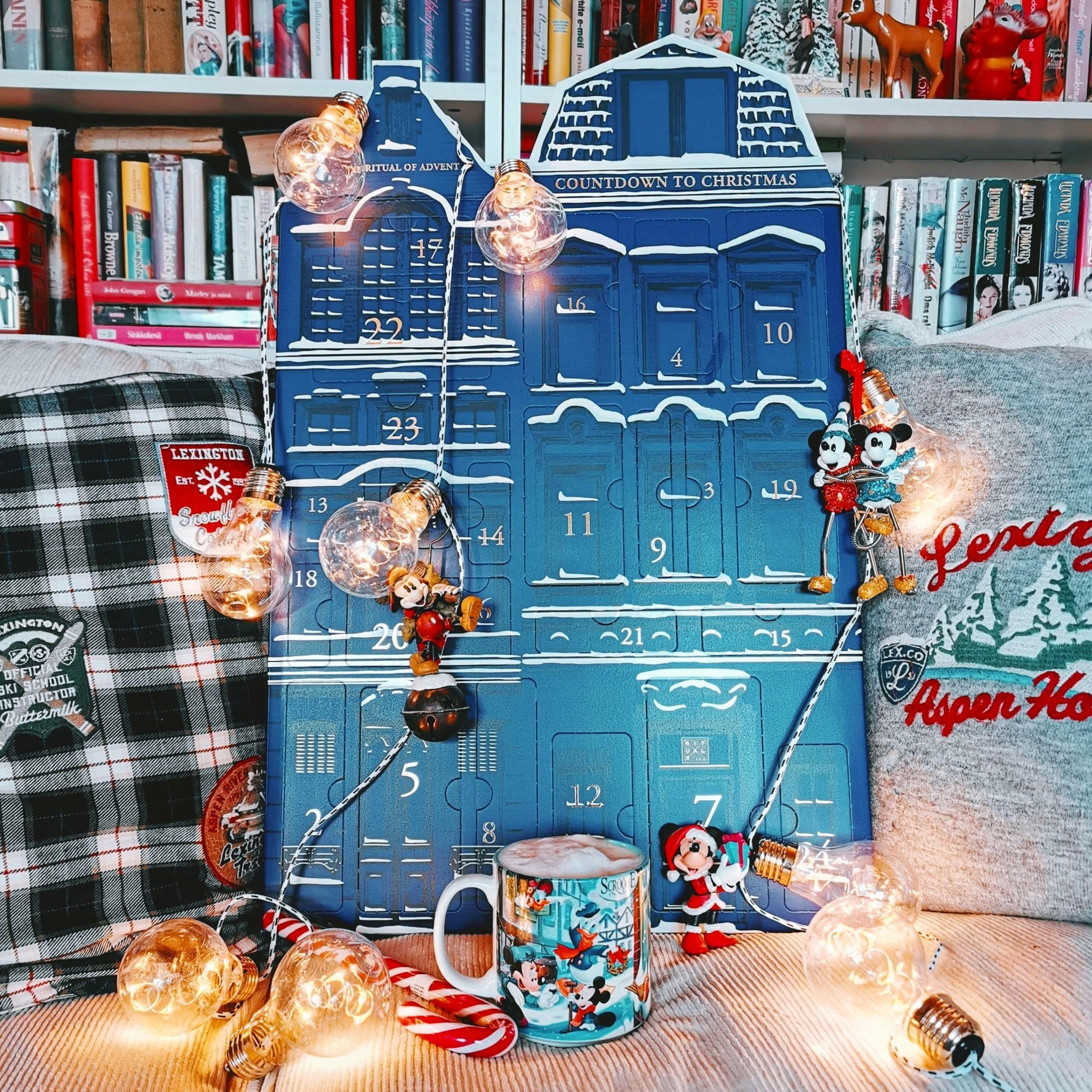 Vinkkejä, vinkkejä, vinkkejä, arvontoja ja ripaus joulua!