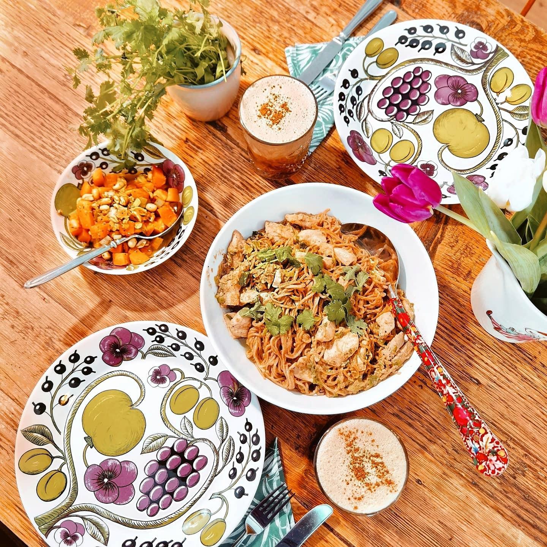 paulig, tomi björck, kiinalainen uusi vuosi, ruoka