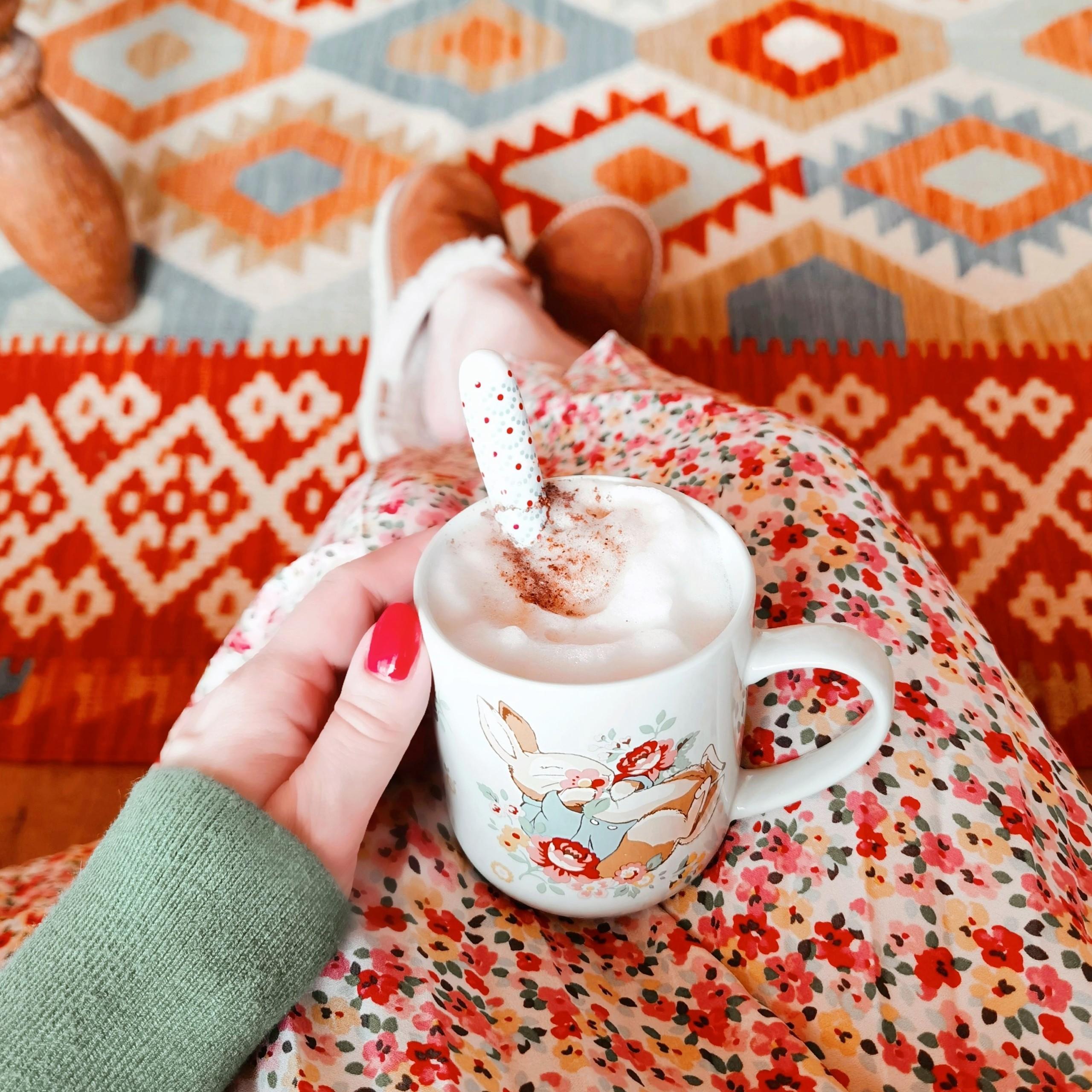 cathkidston peterrabbit kahvi, coffee