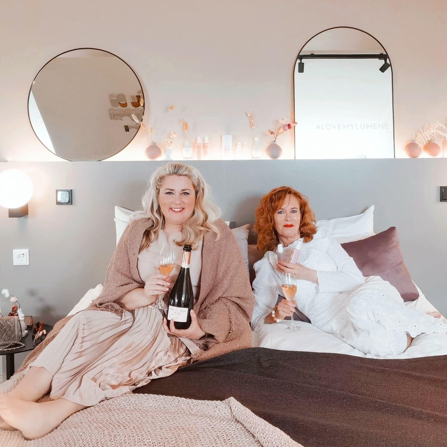 Lumene Dewy&Glow staycation
